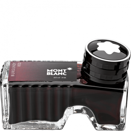 Flacon d?encre Montblanc - Burgundy Red
