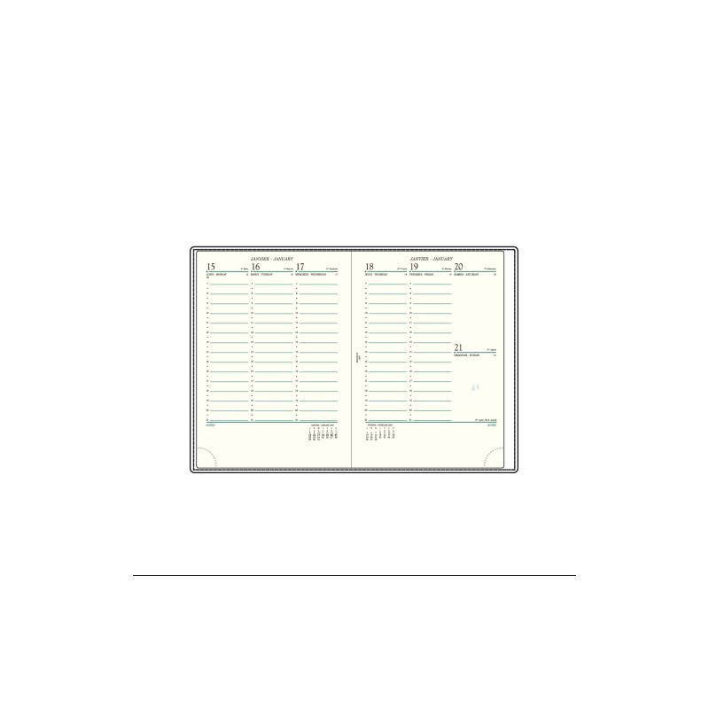 Recharge Agenda Mignon A22