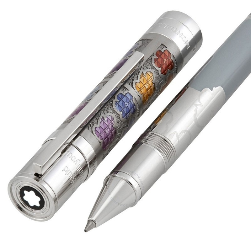 Rollerball Montblanc - Grands Personnages Andy Warhol