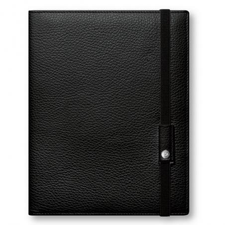 Cahier de notes Caran d'Ache Noir - Léman