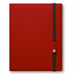 Cahier de notes Caran d'Ache Rouge - Léman