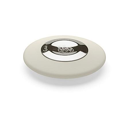 Gomme ronde disques plaqués...