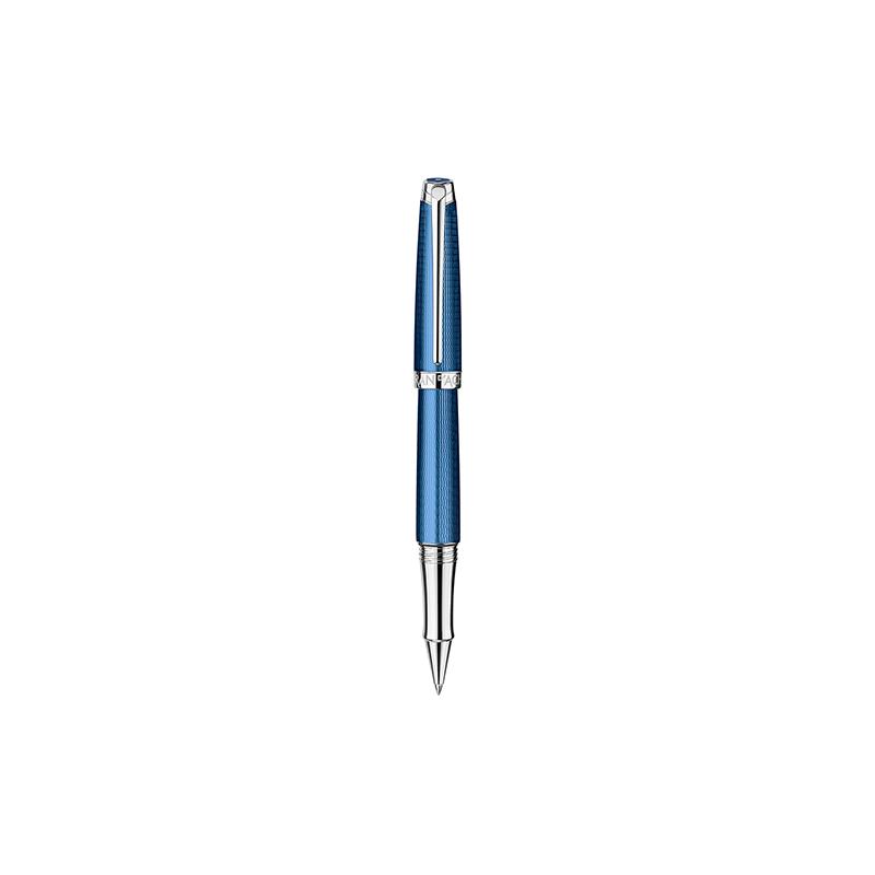 Stylo Roller Caran d'Ache Léman Grand Bleu