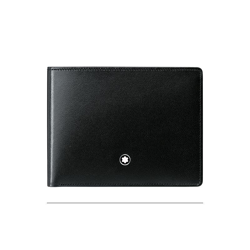 Portefeuille horizontal sans porte-monnaie 6cc Meisterstück