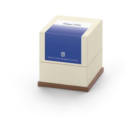 """Recharge Stylo plume Graf von Faber Castell """"Bleu Roi"""" (x20)"""