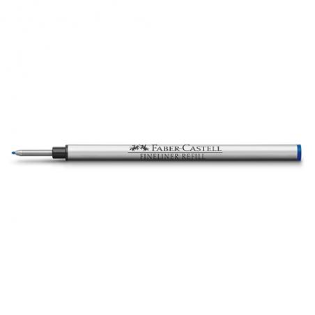 Recharge Feutre Graf von Faber Castell Bleu