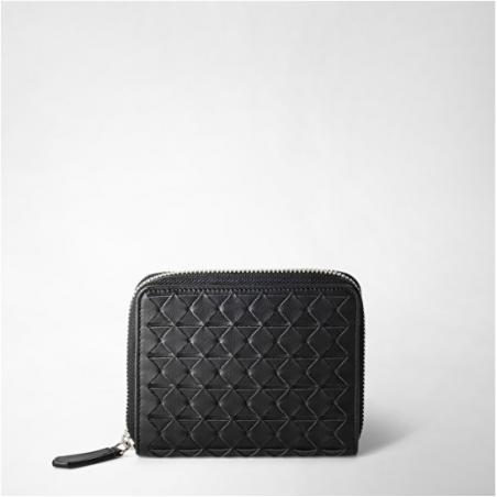 Mini Zip Wallet In Mosaico...