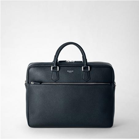 Slim Briefcase Cuir...