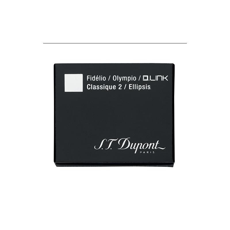 Recharge Stylo plume ST Dupont - Cartouche Noir