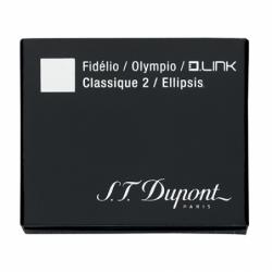 Recharge Stylo plume ST Dupont - Cartouche Bleu Royal