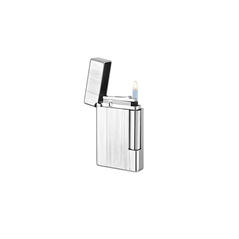 Briquet ST Dupont Initial Bronze Blanc