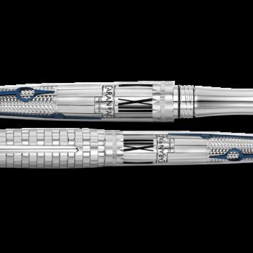 stylo plume caran d'ache timekeeper 1010