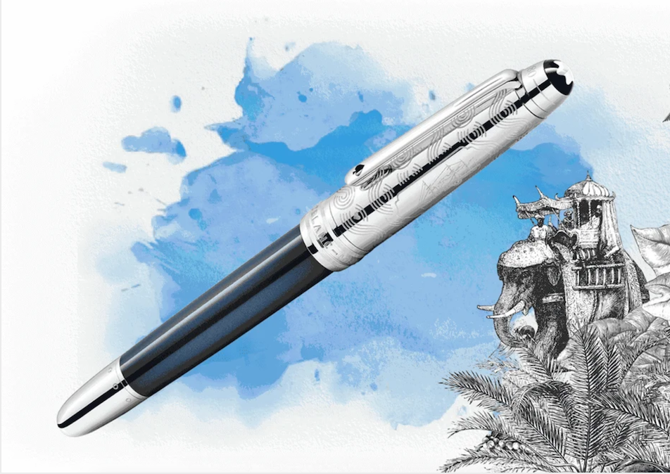 Nouvelle collection Montblanc Meisterstuck